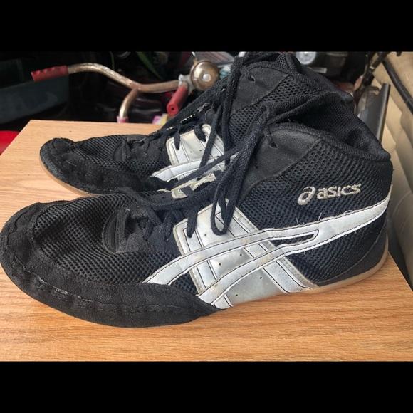 Asics Shoes   Matflex Mens Wrestling
